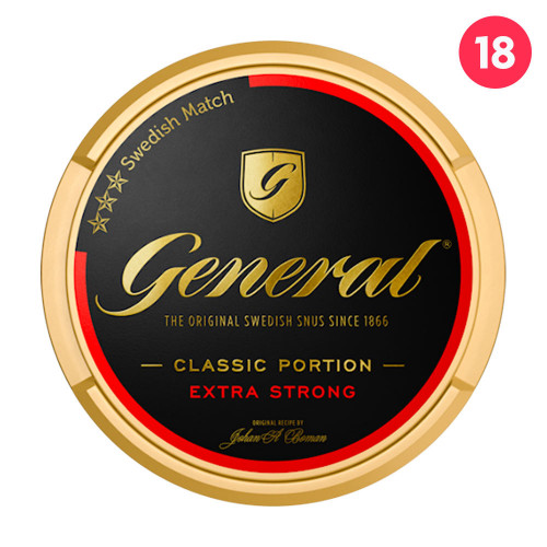 General Extra Strong 10-pack