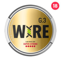 General G.3 Wire Super Strong Slim 5-pack