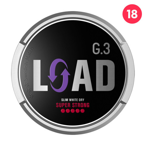 General G.3 Load Super Strong 5-pack
