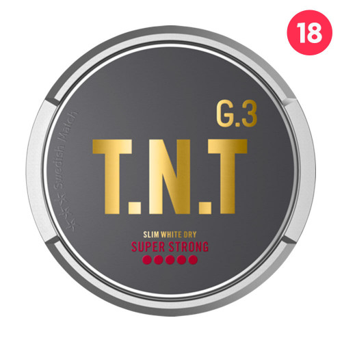 General G.3 T.N.T Super Strong 5-pack