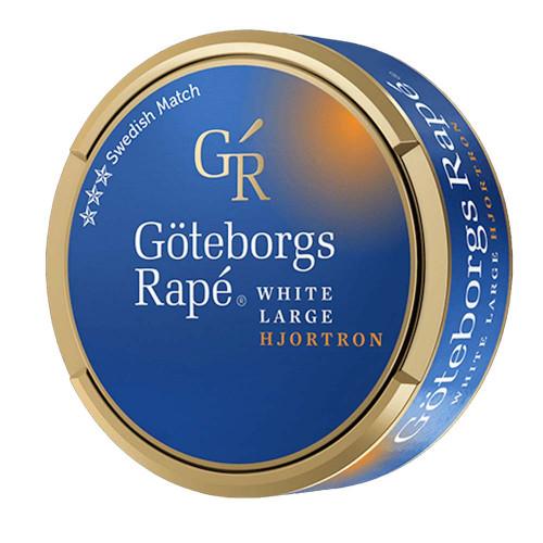 Göteborgs Rapé Hjortron White Portion 10-pack