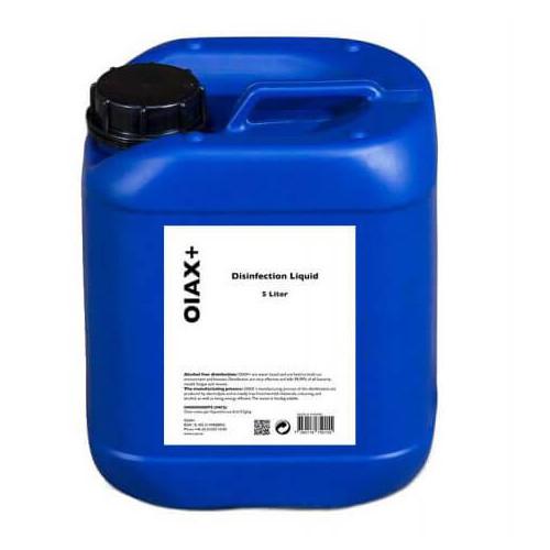 OIAX+ Desinfektionsmedel 5000ml