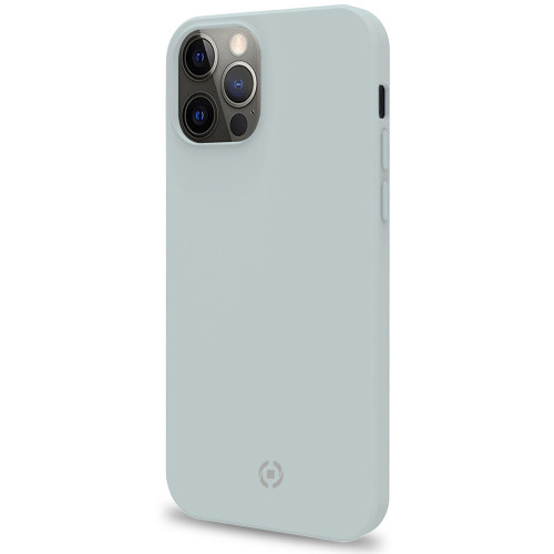 Celly Cromo Soft rubber case iPhone