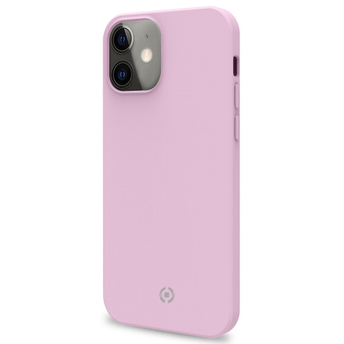 Celly Soft-touch cover iPhone 12 Min