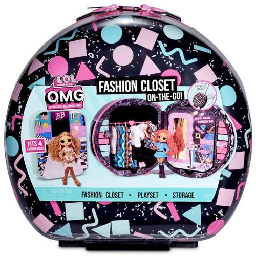 L.O.L. Surprise OMG Fashion Closet On