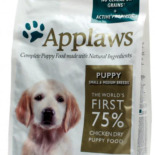 Applaws Applaws Hund Puppy Chicken Small&Medium 2 kg