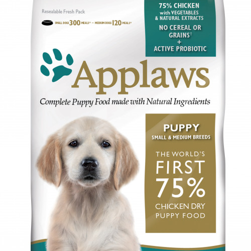 Applaws Applaws Hund Puppy Chicken Small&Medium 7,5 kg