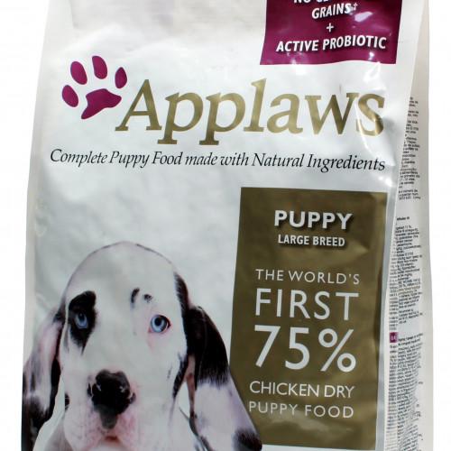 Applaws Applaws Hund Puppy Chicken Large 2 kg