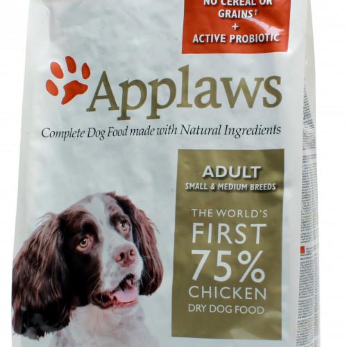 Applaws Applaws Hund Adult Chicken Small&Medium 2 kg