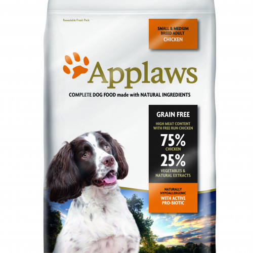 Applaws Applaws Hund Adult Chicken Small&Medium 7,5 kg