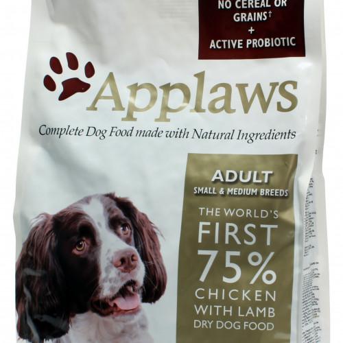 Applaws Applaws Hund Adult Chicken/Lamb Small&Medium 2 kg