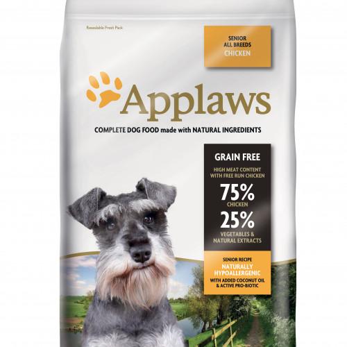 Applaws Applaws Hund Chicken Senior 7,5 kg