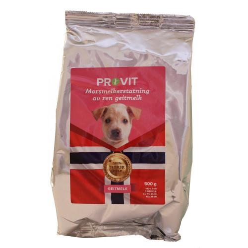 Norsk Dyremat Getmjölk Provit 500 g