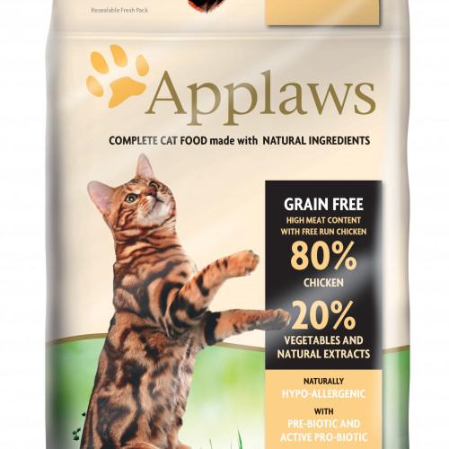 Applaws Applaws katt Adult Chicken 400 g