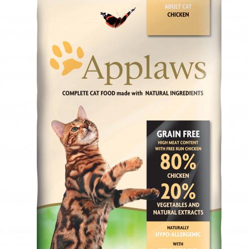 Applaws Applaws katt Adult Chicken 2 kg