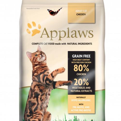 Applaws Applaws katt Adult Chicken 7,5 kg