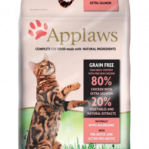 Applaws Applaws katt Adult Chicken&Salmon 400 g