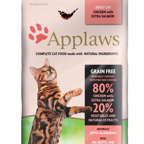 Applaws Applaws katt Adult Chicken&Salmon 2 kg