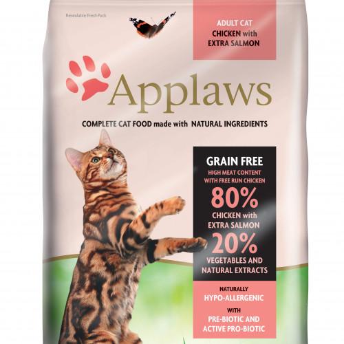 Applaws Applaws Katt Adult Chicken&Salmon 7,5 kg