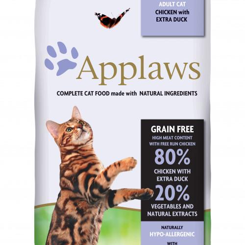 Applaws Applaws katt Adult Chicken&Duck 2 kg