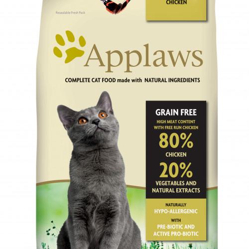 Applaws Applaws katt Adult Chicken Senior 400 g