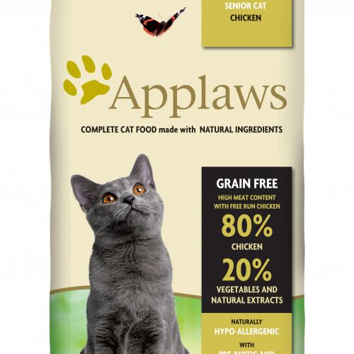 Applaws Applaws katt Adult Chicken Senior 2 kg