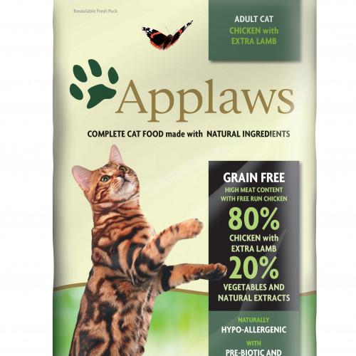 Applaws Applaws katt Adult Chicken&Lamb 2 kg