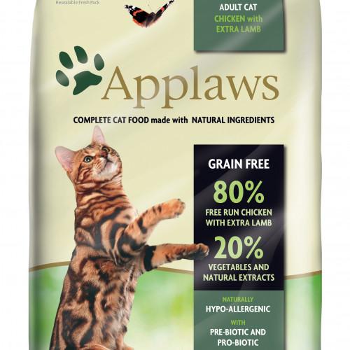 Applaws Applaws katt Adult Chicken&Lamb 7,5 kg