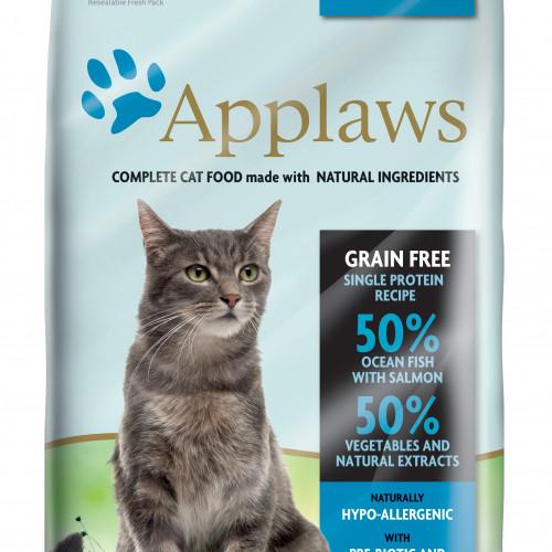 Applaws Applaws katt Adult Fish&Salmon 350 g