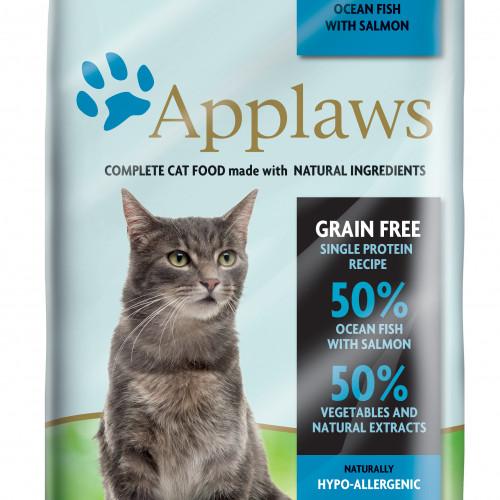 Applaws Applaws katt Adult Fish&Salmon 1,8 kg