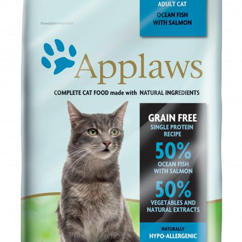 Applaws Applaws katt Adult Fish&Salmon 6 kg