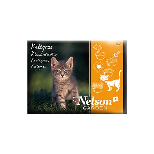 Gibbon Kattgräs i fröpåse 25 g