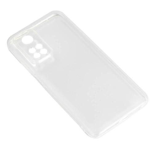 GEAR Mobilskal Transparent TPU Xiaomi Mi 10T 5G / 10T Pro 5G
