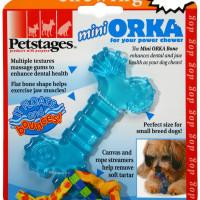 Petstages Hundleksak MiniOrka/petstages Bone 10 cm