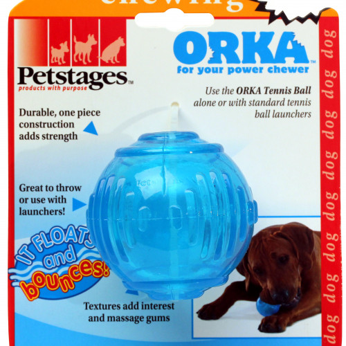Petstages Hundleksak Orka Petstages Tennisboll 6.5 cm