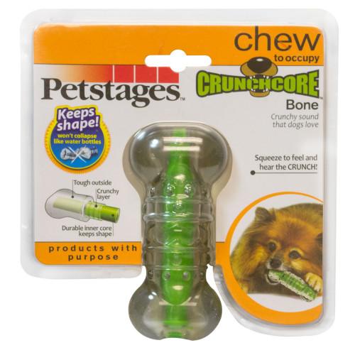 Petstages Hundleksak Petstages Small Crunchcore Bone 11cm