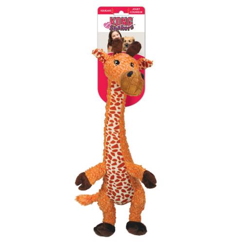 KONG Hundleksak Shakers Luvs Giraffe Large KONG 45 cm