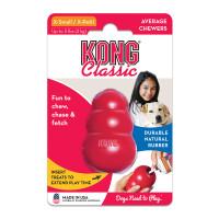 KONG Hundleksak Kong Orginal gummi Röd X-Small 5,5x3cm