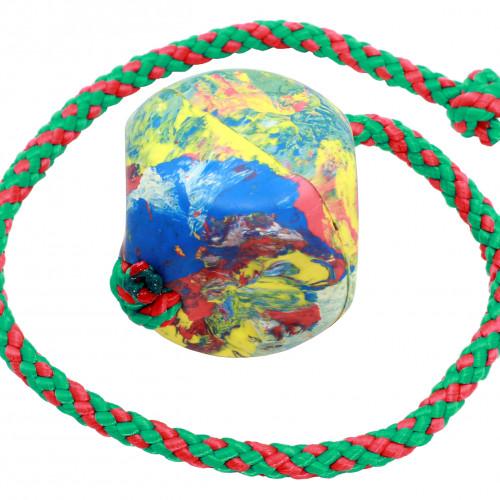 Gappay Kub gummi med rep Gappay L 45 cm / 4,5 cm