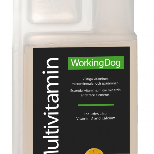 Trikem Trikem Max MultiVitamin Hund 500 ml