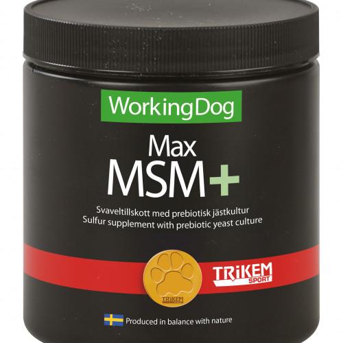 Trikem Trikem Max MSM+ Hund 450 g