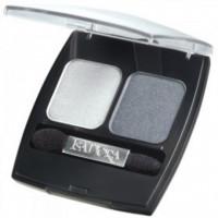 IsaDora Light & Shade Eye Shadow 86 Sooty Grey Matte