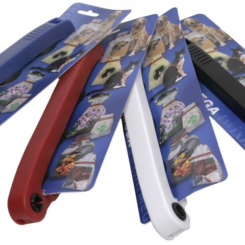 Lexi Megaklämma för fodersäckar 24 cm