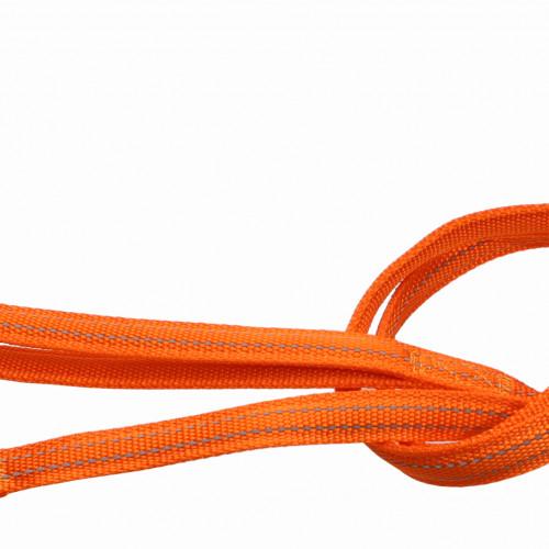 Gibbon Koppel nylon reflex Orange Gibbon 10mm/180cm