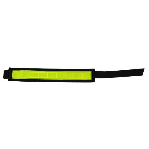 Gråbo Jakthalsband reflex m resår 45 cm/4cm