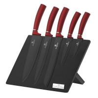 Berlinger Haus Knivset 5 knivar + knivställ