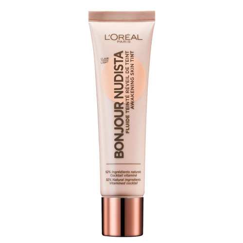 L'Oréal Paris Bonjour Nudista BB Cream 01 Light