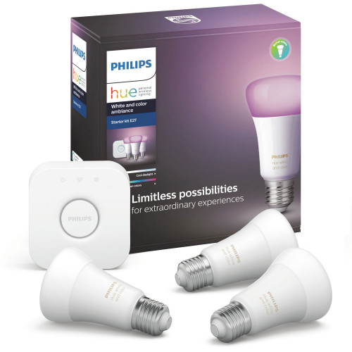 Philips Hue Startkit White/Color 3xE27