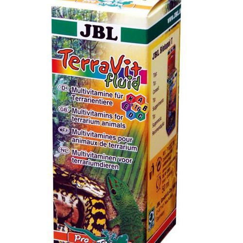 JBL JBL TerraVit Fluid 50 ml