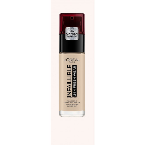 L'Oréal Paris Infaillible 24H Stay Fresh Foundation - 015 Porcelain